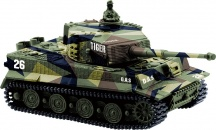 Mini RC tank Tiger vadný